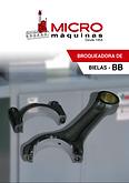 Broqueadora de Bielas - BB