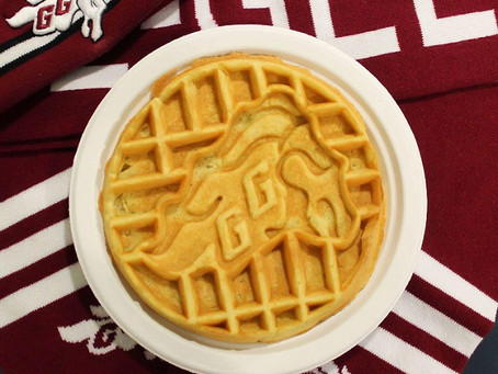 The Gee-Gee Waffle Makes uOttawa the First in Canada