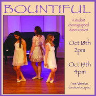 Dance Concert Post for Facebook