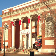 Russell Auditorium Looking Great for The Nutcracker
