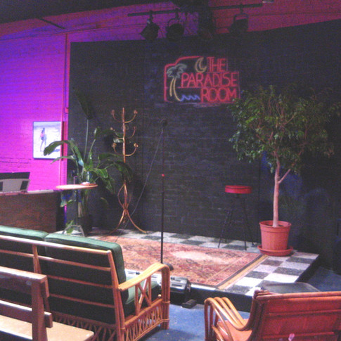 Miss Pixie's Furnishings to The Pink Room Theatre