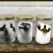 """Help! I'm in a jar!"""