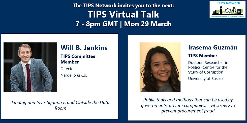 TIPS Virtual Talk   March 2021