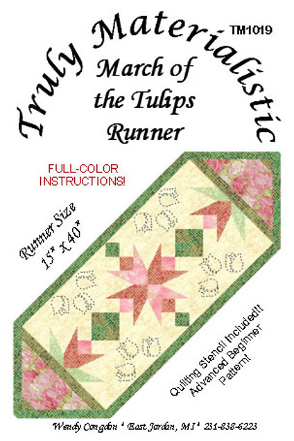 March of the Tulips Runner