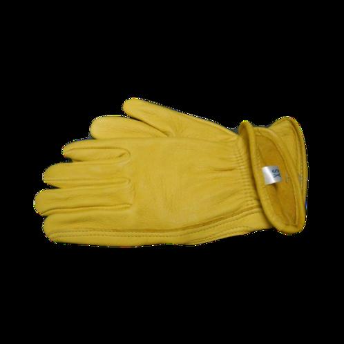 Warner Brand Natural Deer Skin Gloves