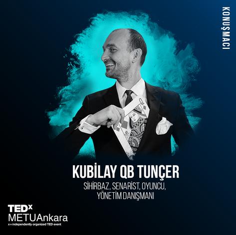 Kubilay QB Tunçer