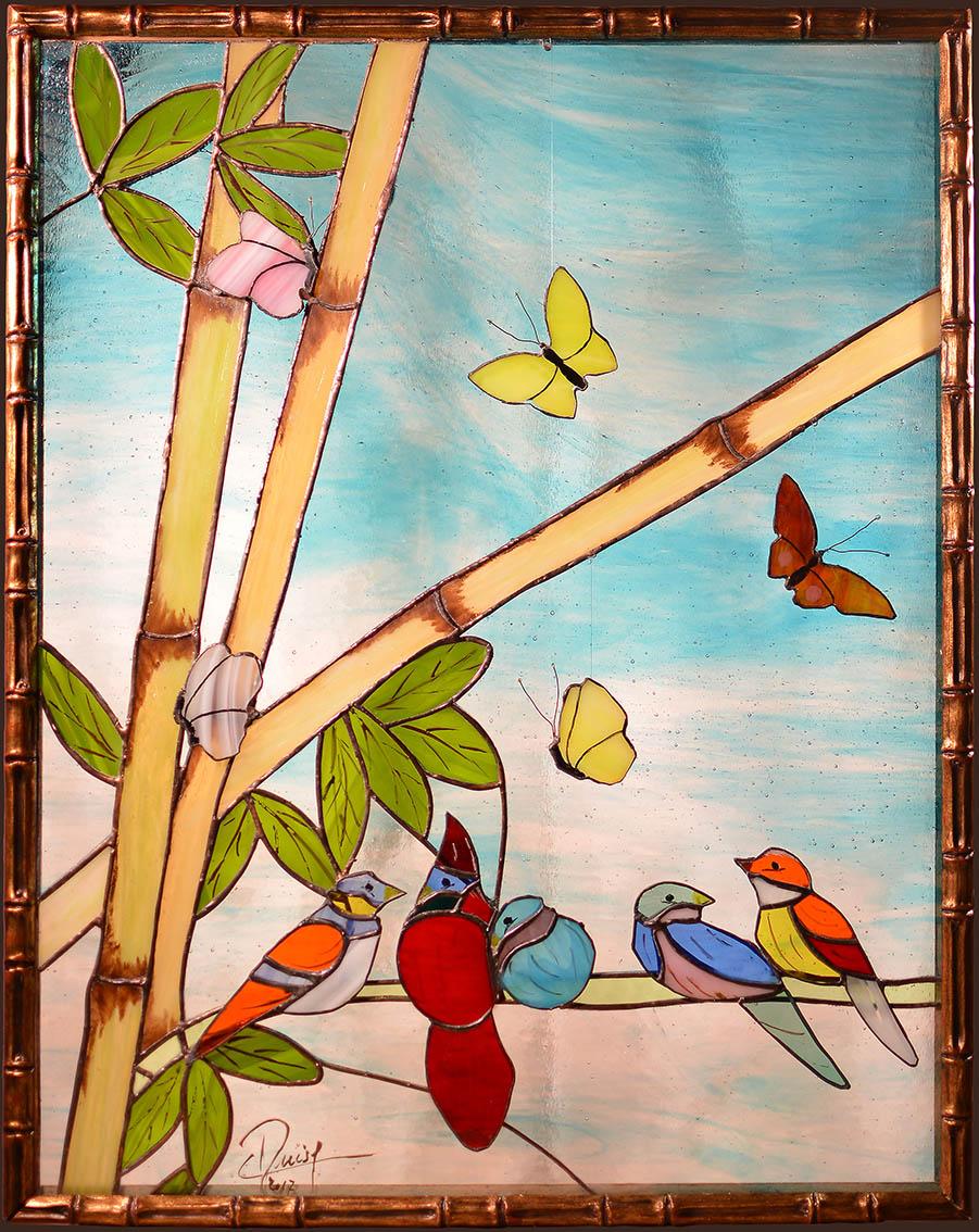 BRIGITTE - Papillon