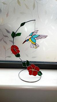 Décor_oiseau_et_fleur_(Tiffany_35_x_25)_