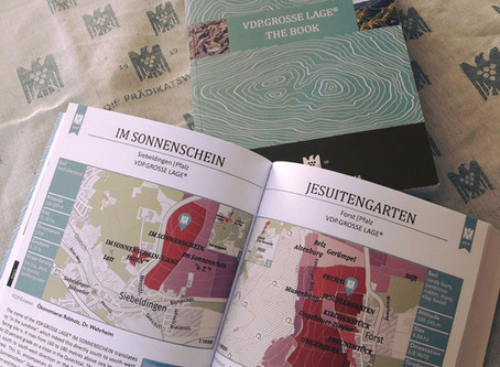 """""""VDP.Grosse Lage®-The book"""" verkrijgbaar en te bestellen bij Vinikus!"""
