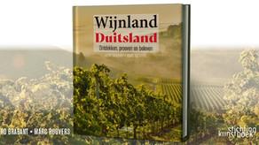 """Boek """"Wijnland Duitsland"""": reserveer alvast je exemplaar of bestel een cadeaubon!"""