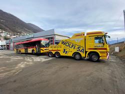 Volvo Wolfi