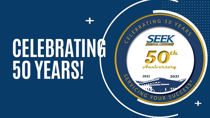 SEEK's 50th Anniversary Video