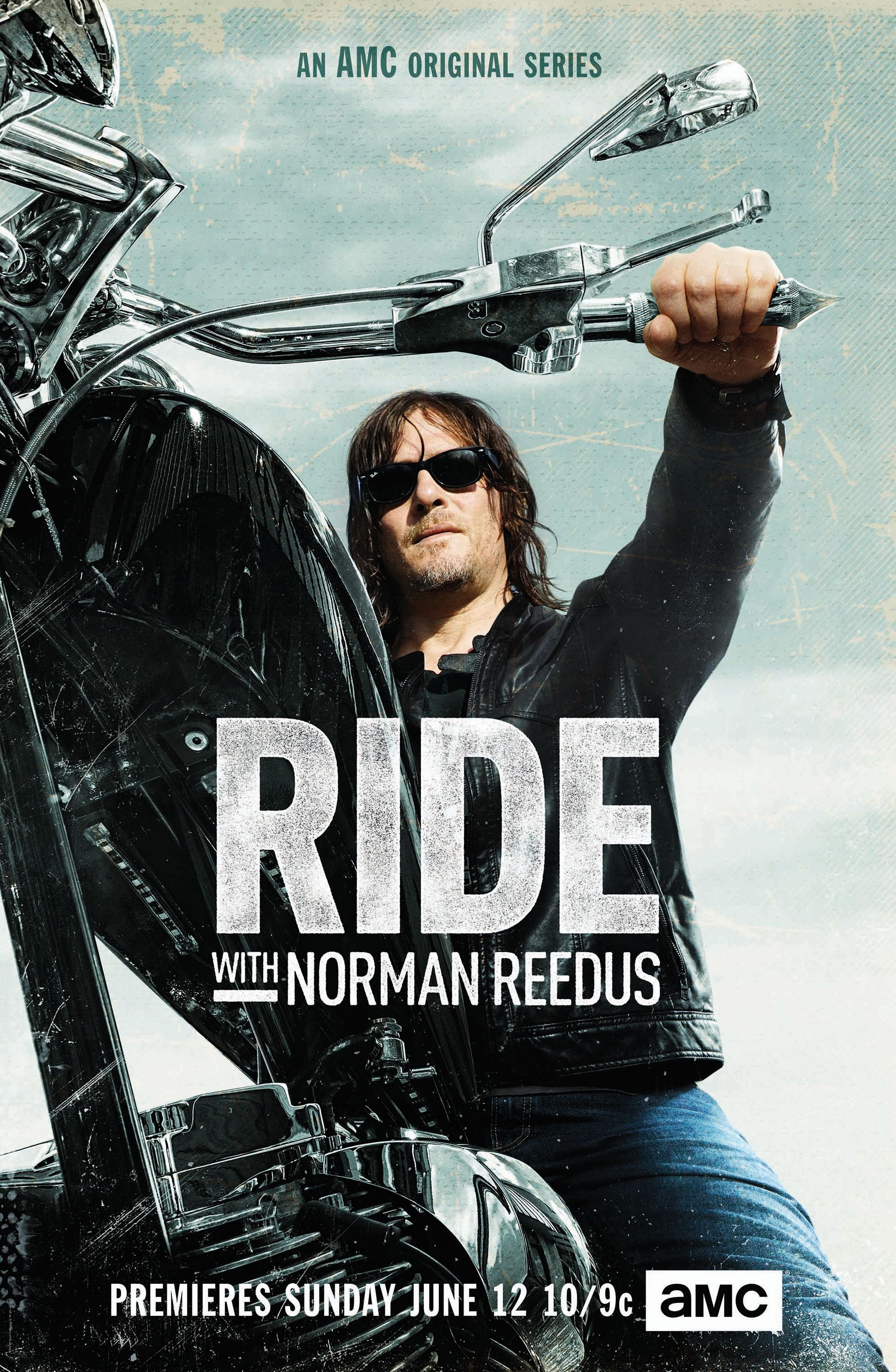 Ride with Normal Reedus Logo