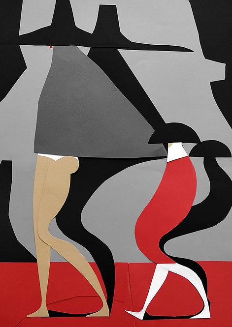 Giclee Print - Juliet Rossa