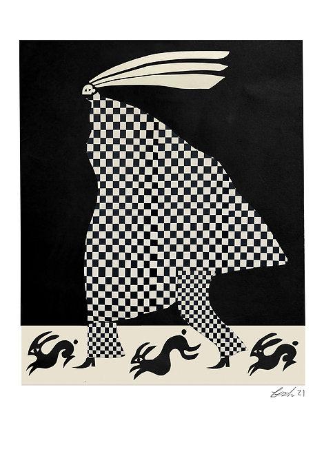 Giclee Print - Alice in Erdem