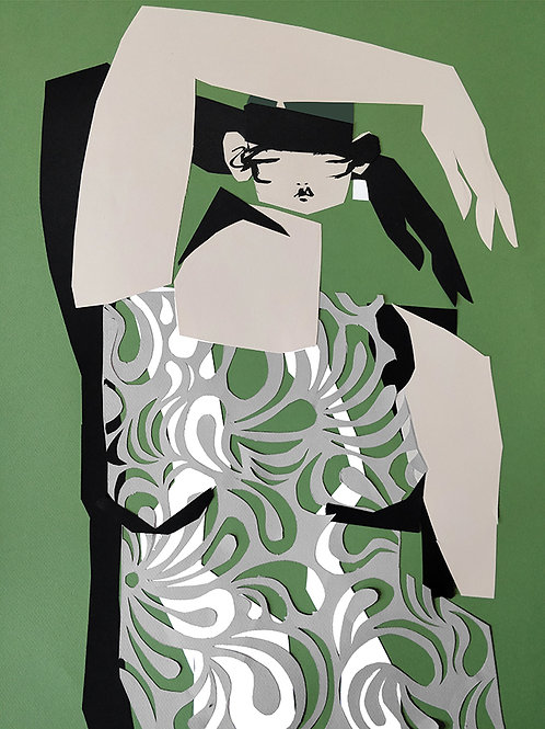 Giclee Print - Blinded