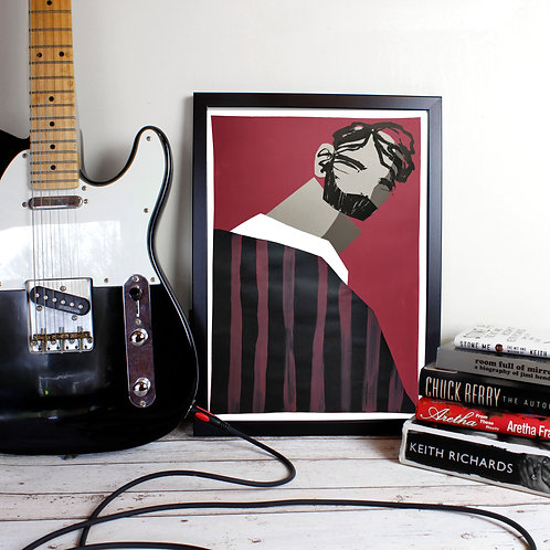 Limited Edition Giclee Print - Flaneur 1