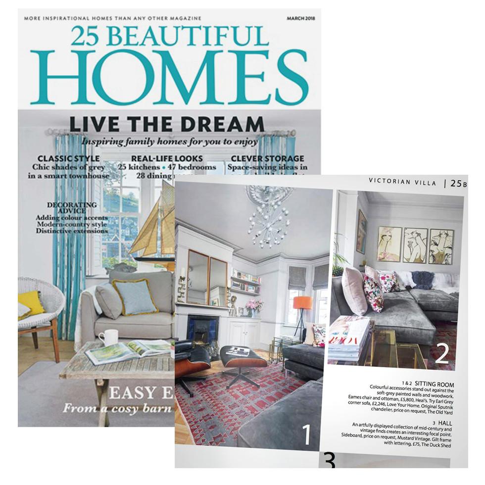 25 Beautfil Homes