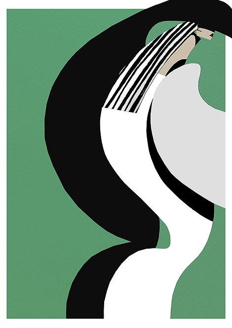Giclee Print - The Highway Shrimp