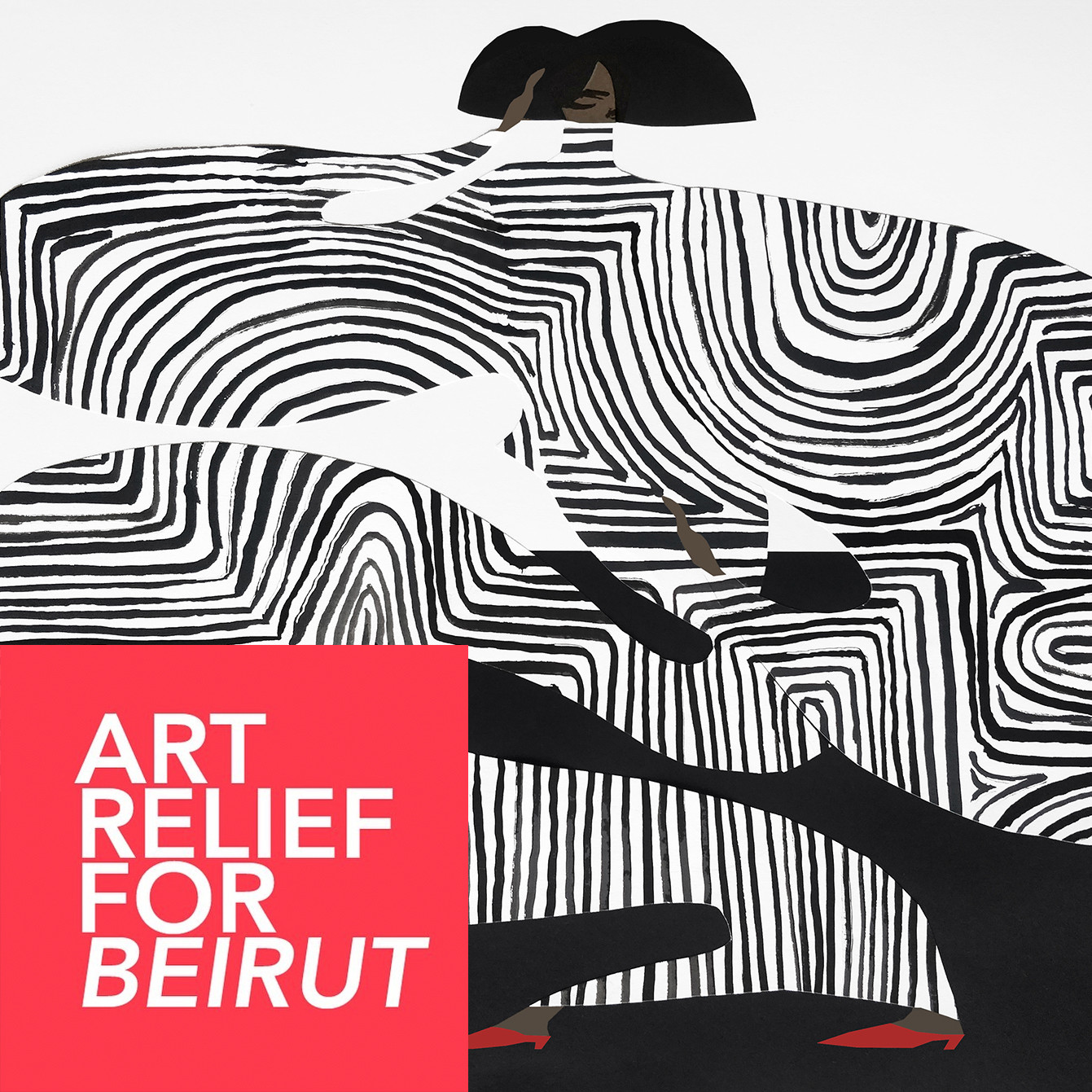 Art Relief for Beirut