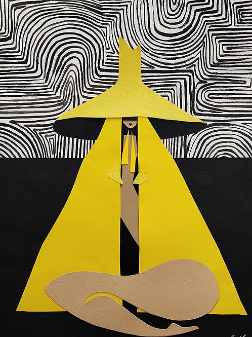 Giclee Print - Juliet Giallo