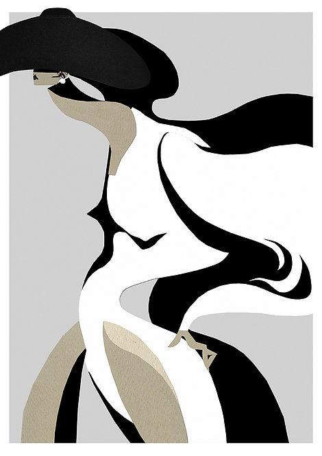 Giclee Print - Admiral Shrimp