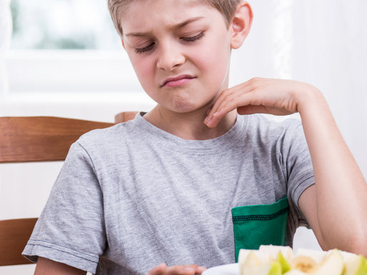 Why is my child a fussy eater?