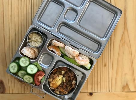 A plastic-free lunchbox