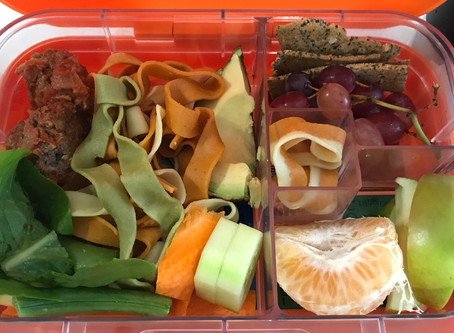 Top tips for packing healthy lunchboxes without the morning stress