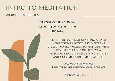 Intro to Mediation