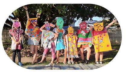 Yamba Kids Art