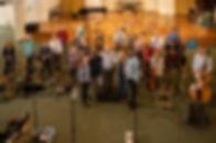 All Souls Orchestra, Neil Costello, Noel Tredinnick, Les Moir