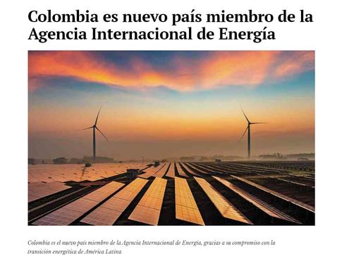 Energías renovables ganan protagonismo en matriz energética de Latinoamérica