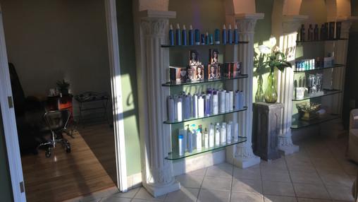 Hair Salon Products