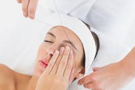 Threading Hair Removal