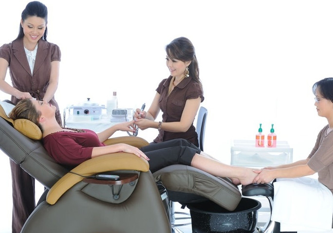 The Zero Gravity Steam Pedicure, The Perfect Mother's Day Gift