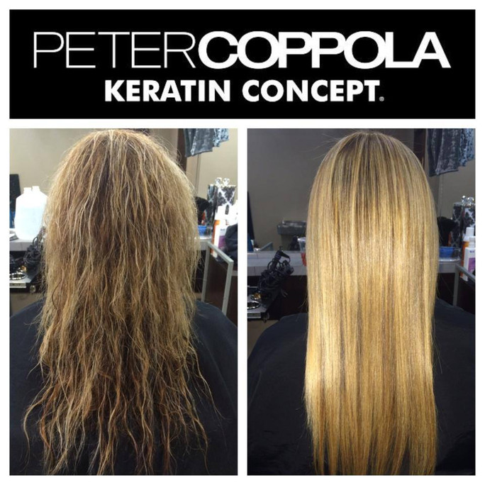 Coppola KeratinComplex Treatment
