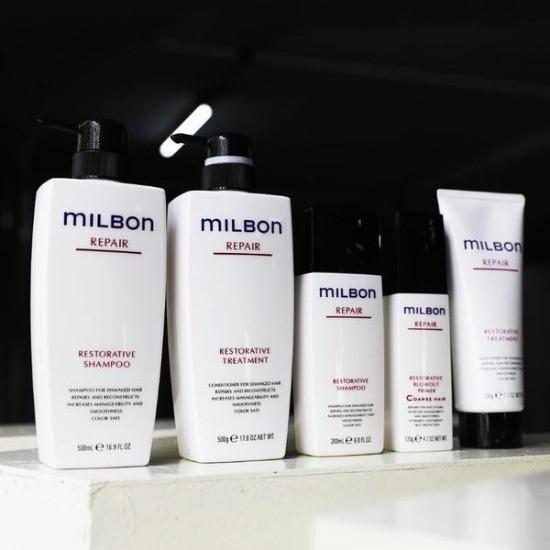 Milbon Repair to The Rescue!