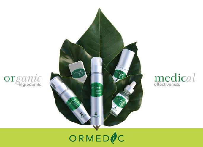 ORMEDIC... The Certified Organic Facial!