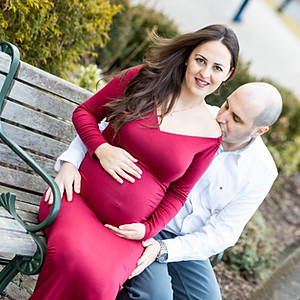 Elda's Baby Bump Session
