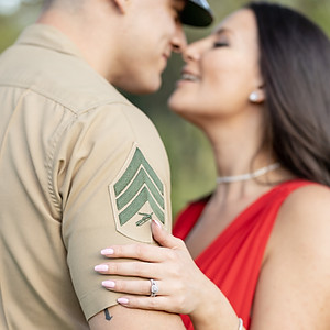 Kristina & Josh's Engagement