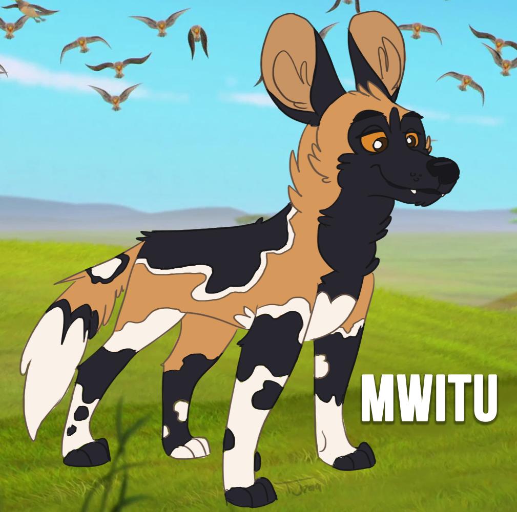 Mwitu - The Lion Guard