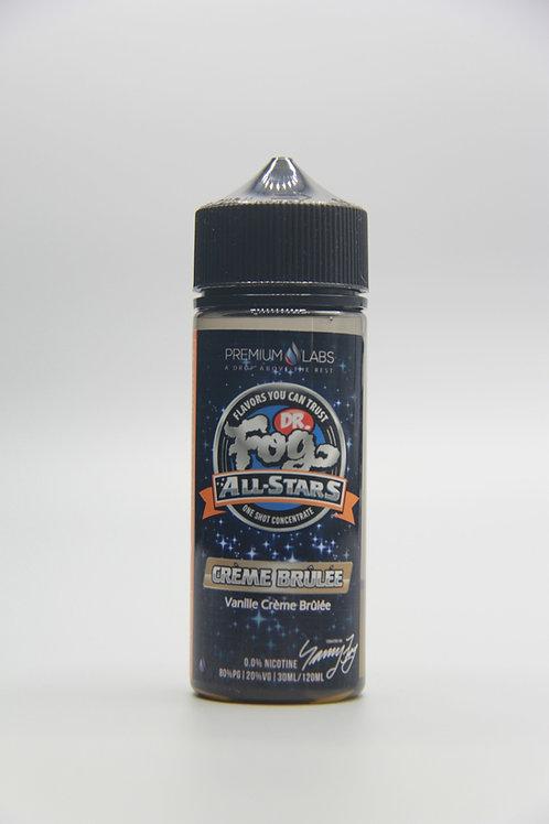 Dr.Fog Aroma - Crème Brûlée