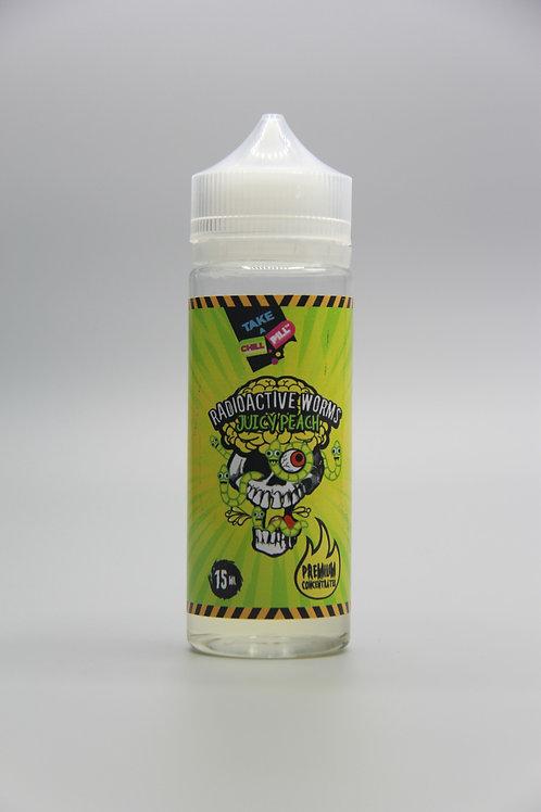 Chill Pill Aroma - Radioactive Worms Juicy Peach