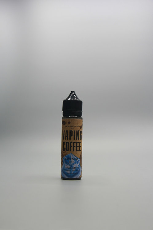 Vovan Liquid - Cappuccino Ice