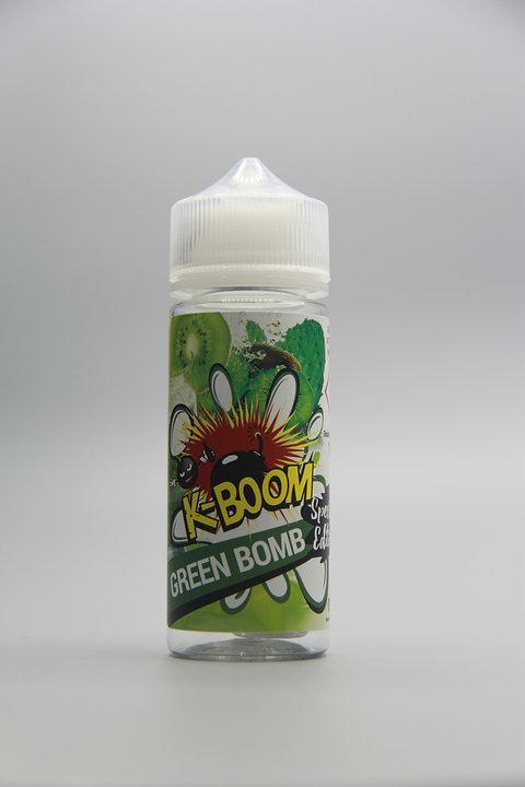K boom green bomb