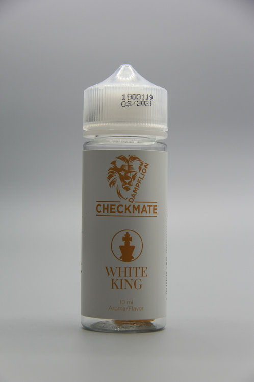 Dampflion Checkmate Aroma - White King