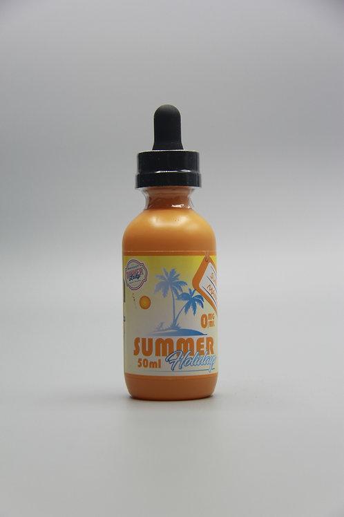 Dinner Lady Liquid - Summer Holidays Sun Tan Mango