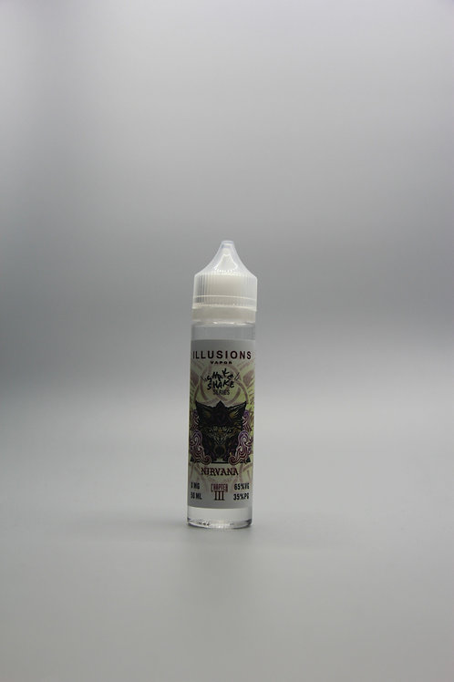 ILLUSIONS Vapor Liquid - Nirvana