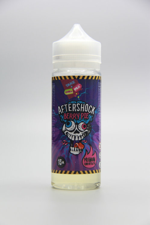 Chill Pill Aroma - Aftershock Berry Pie